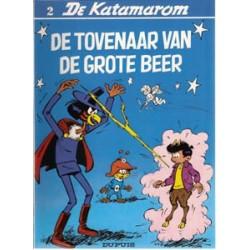 Katamarom 02<br>De tovenaar van de grote beer<br>herdruk 1990