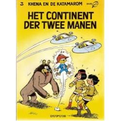 Katamarom 03<br>Het continent der twee manen<br>herdruk 1991