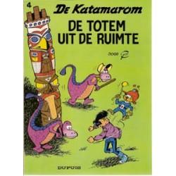 Katamarom 04<br>De totem uit de ruimte<br>herdruk 1994