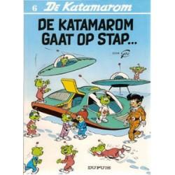 Katamarom 06<br>De Katamarom gaat op stap…<br>herdruk 1992