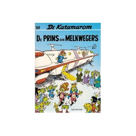 Katamarom 10 De prins van de Melkwegers herdruk 1994