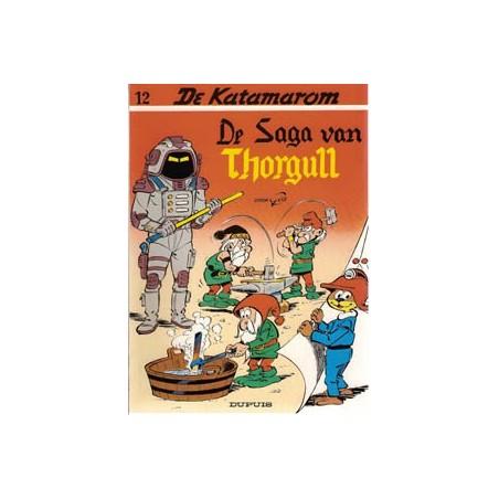 Katamarom 12 De saga van Thorgull herdruk 1992