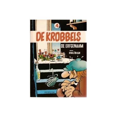 Krobbels 04 De erfgenaam 1e druk 1984