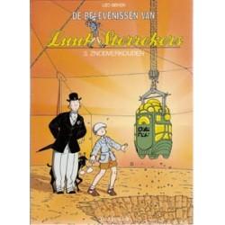 Luuk Sterrekers 03<br>Znodverkouden<br>1e druk 1992