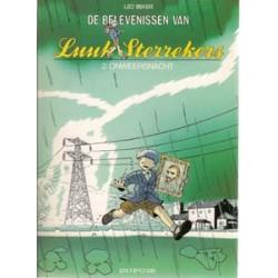 Luuk Sterrekers 02<br>Onweersnacht<br>1e druk 1991