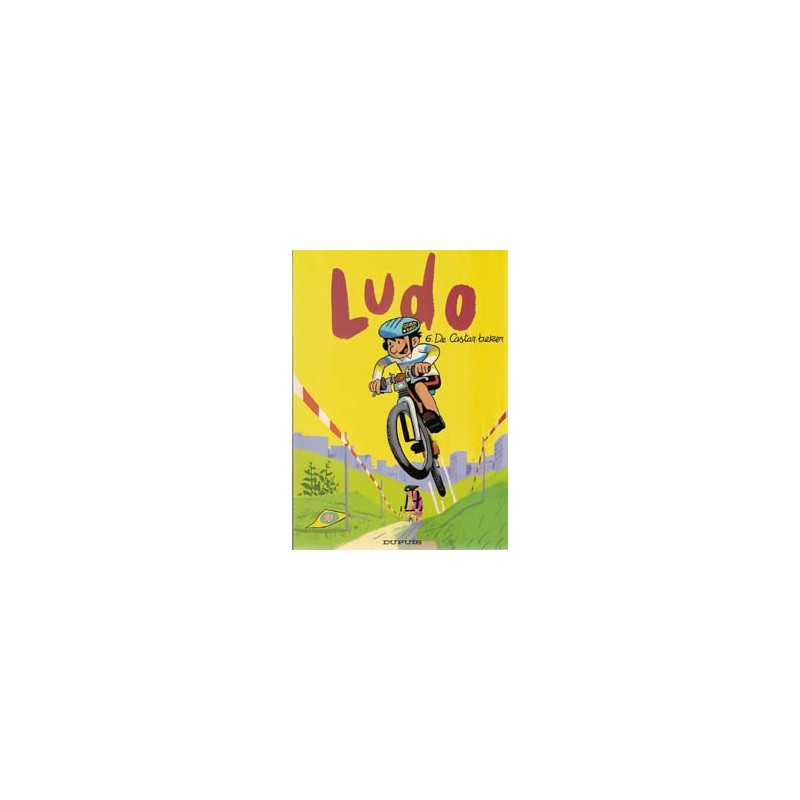 Ludo 06 De Castar-beker 1e druk 2004