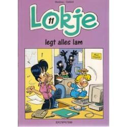 Lokje 11<br>Legt alles lam<br>1e druk 1999