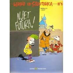 Leonid en Spoutnika 01 Njet Futura! 1e druk 1990
