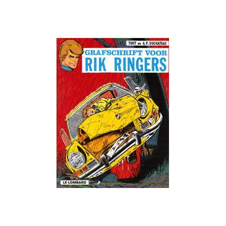 Rik Ringers  17 Grafschrift voor Rik Ringers