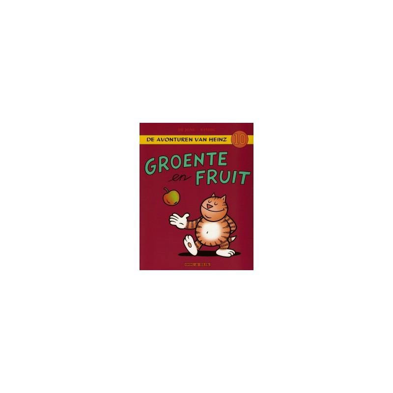 Heinz 10 - Groente en fruit