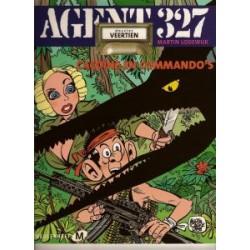Agent 327<br>M14 SC<br>Cacoine en commando's<br>1e druk 2001
