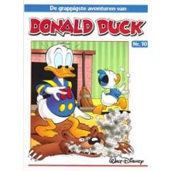 Grappigste avonturen Donald Duck 10 Daniel Branca