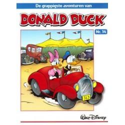 Grappigste avonturen Donald Duck 14 Jack Bradbury