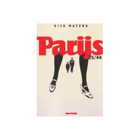 Matena  strips Parijs 25/44