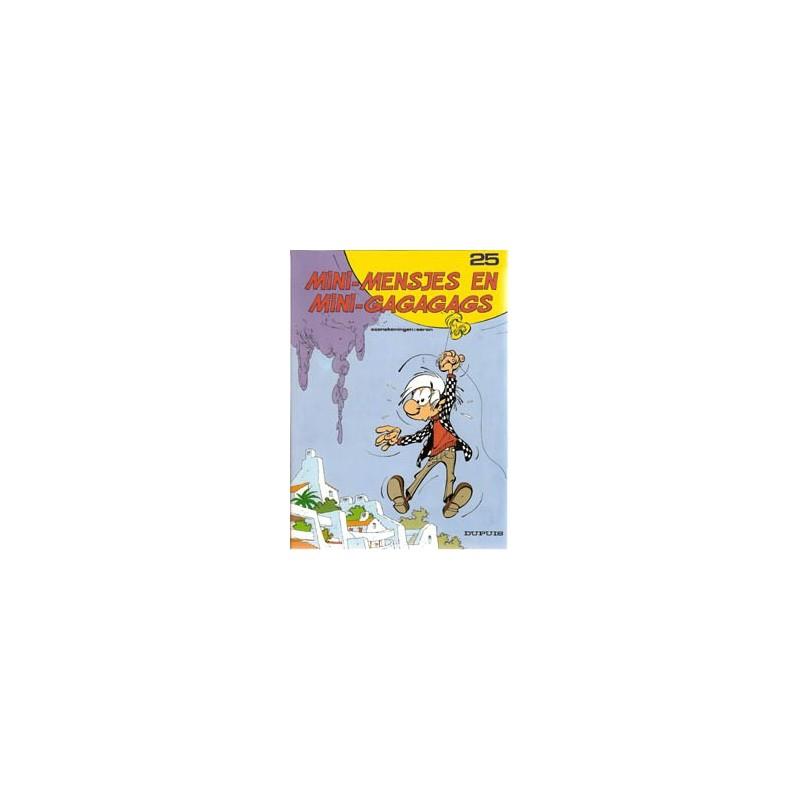 Minimensjes 25 Mini-gagagags 1e druk 1989
