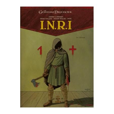 Inri 01 - De lijkwade HC