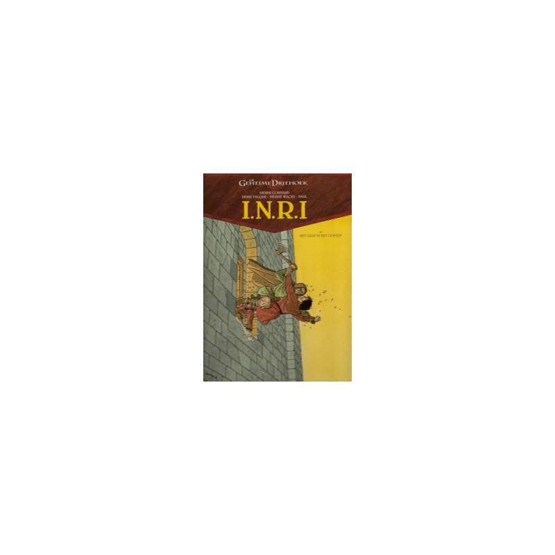 Inri 03 - Het graf in het Oosten HC