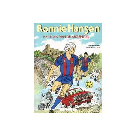 Ronnie Hansen 11 Het plan van de Argentijn 1e druk 1986