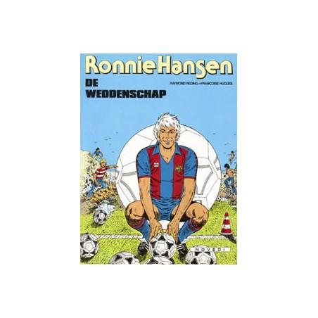 Ronnie Hansen 10 De weddenschap 1e druk 1986