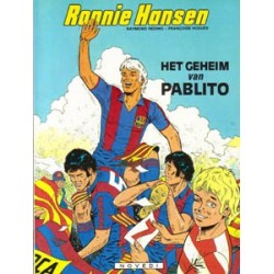 Ronnie Hansen 06 Het geheim van Pablito 1e druk 1982