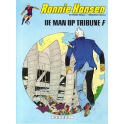 Ronnie Hansen 05 De man op tribune F 1e druk 1981