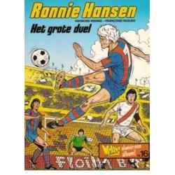 Ronnie Hansen 02 Het grote duel 1e druk 1987