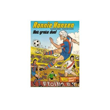 Ronnie Hansen 02% Het grote duel 1e druk 1987