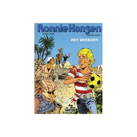 Ronnie Hansen 13 Het weerzien 1e druk 1989