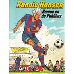 Ronnie Hansen set deel 1 t/m 12 1e drukken behalve dl. 7