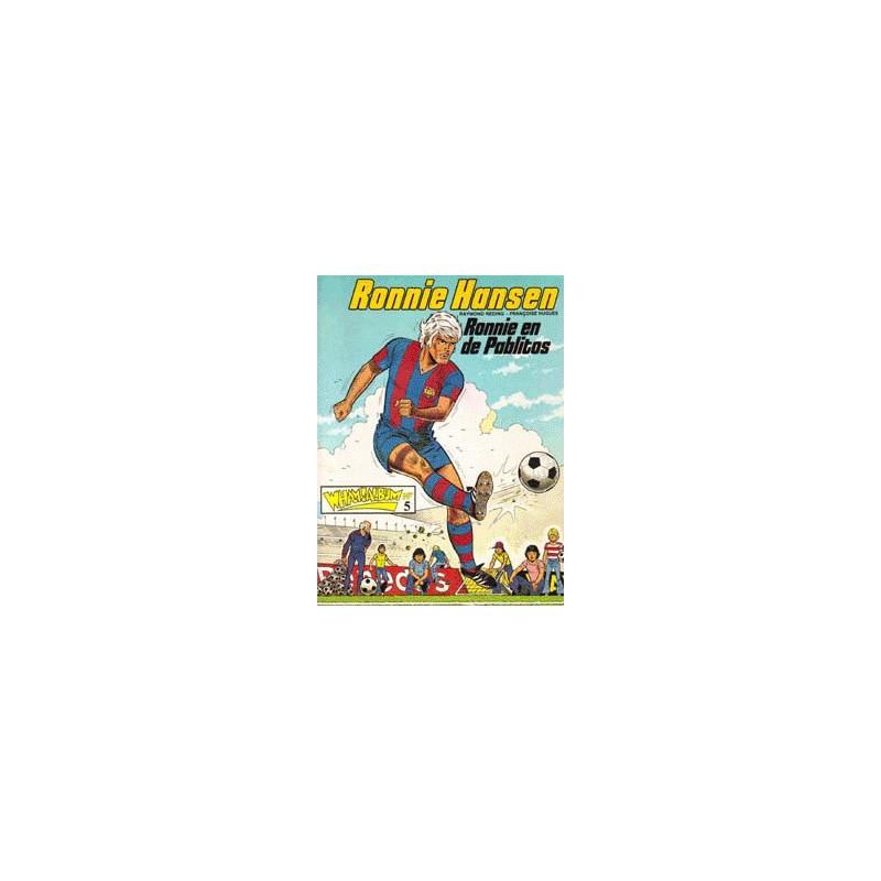 Ronnie Hansen set deel 1 t/m 12 1e drukken 1979-1987
