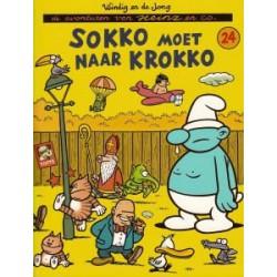 Heinz 24 - Sokko moet naar Krokko