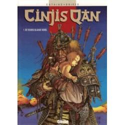 Cinjis Qan set<br>deel 1 t/m 3 HC