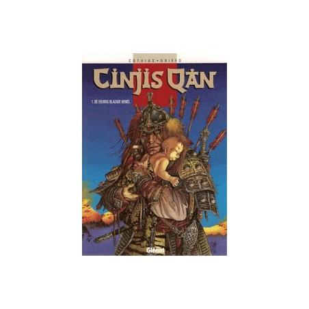 Cinjis Qan set deel 1 t/m 3 HC