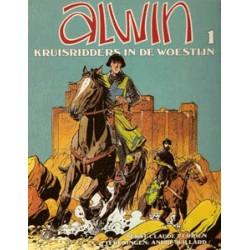 Alwin set<br>deel 1 & 2<br>1e drukken 1982