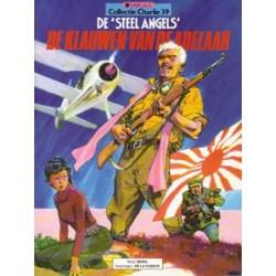 Collectie Charlie 39<br>Steel Angels 4<br>1e druk 1990