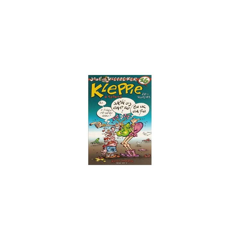 Joop Klepzeiker 16 Kleppie + Sjonnie 1e druk 2000