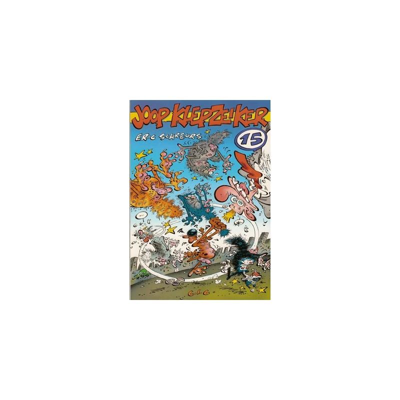 Joop Klepzeiker 15 1e druk 2000