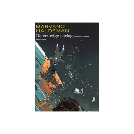 Vrije Vlucht  Integraal Marvano Eeuwige Oorlog HC