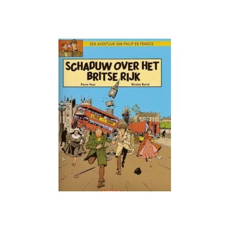 Philip & Francis  01 Schaduw over het Britse rijk (Blake en Mortimer-parodie)