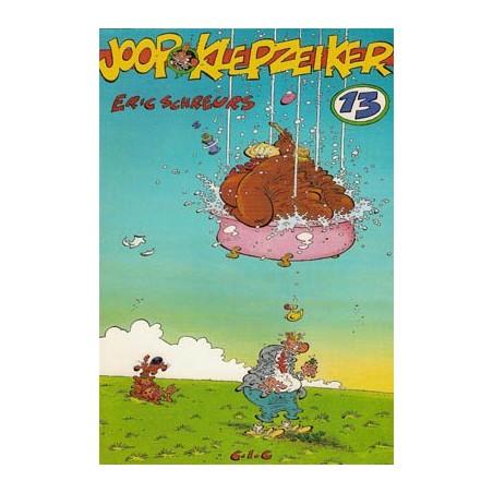 Joop Klepzeiker 13 1e druk 1998