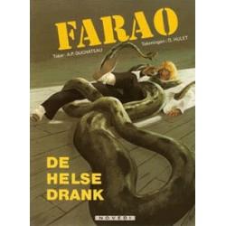 Farao set<br>deel 1 t/m 8<br>1e drukken 1981-1999