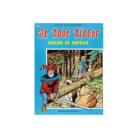 Rode Ridder Zwart-wit 023 Hugon de hofnar herdruk
