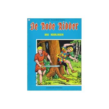 Rode Ridder Zwart-wit 044 Drie huurlingen herdruk