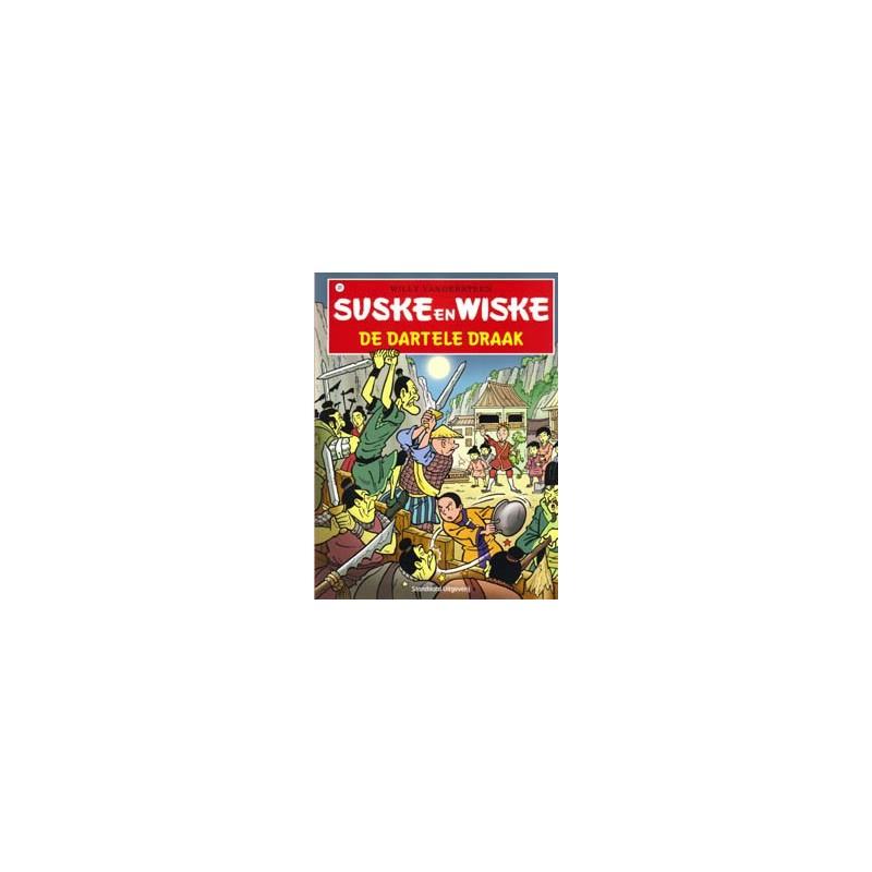 Suske & Wiske  301 De dartele draak