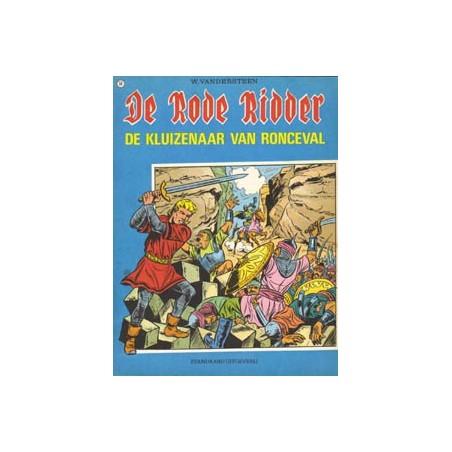 Rode Ridder Zwart-wit 054 Kluizenaar van Ronceval herdruk