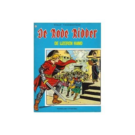 Rode Ridder Zwart-wit 059 De ijzeren hand herdruk