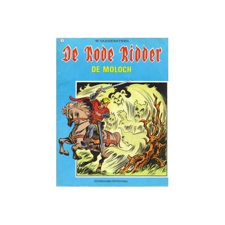Rode Ridder Zwart-wit 073<br>De moloch<br>herdruk