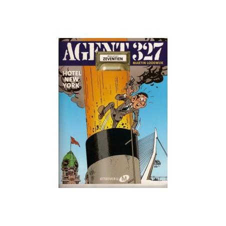 Agent 327  17 Hotel New York