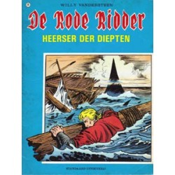 Rode Ridder Zwart-wit 095 Heerser der diepten herdruk