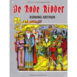 Rode Ridder Kleur 019 Koning Arthur herdruk